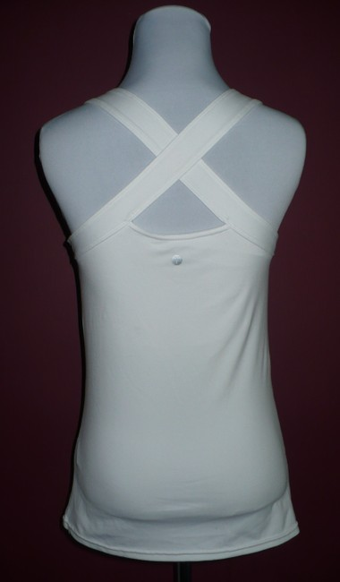 Other Yoga Gym Exercise Top White