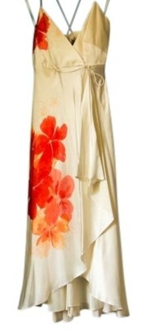 Preload https://item1.tradesy.com/images/banana-republic-champage-and-coral-tropical-mid-length-formal-dress-size-petite-0-xxs-154110-0-0.jpg?width=400&height=650