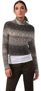 Vince Knit Cropped Sweater