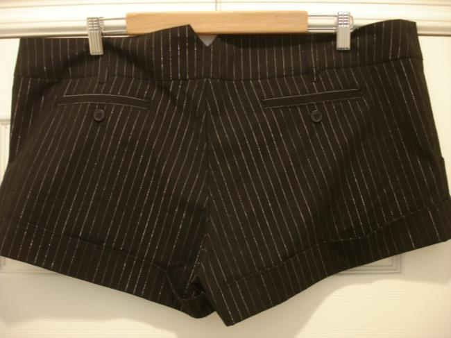 SUPER LOW FAT Mini/Short Shorts BLACK