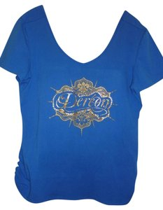 House of Deréon T Shirt ROYAL BLUE