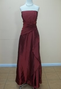 Alyce Paris Burgundy 1200 Dress
