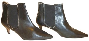 Johnston & Murphy New Leather Black Boots