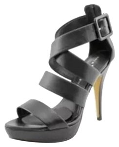 Rock & Republic Black Platforms