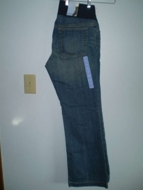 Gap NEW! Long and Lean Demi Panel Jeans 10 REG