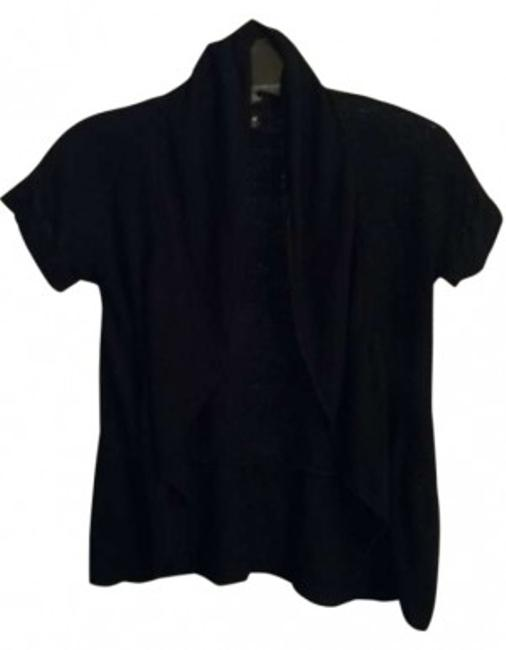 Preload https://img-static.tradesy.com/item/154140/mossimo-supply-co-black-cardigan-size-8-m-0-0-650-650.jpg