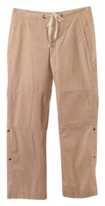 Gap Machine Washable Cargo Pants Tan