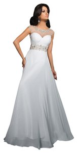 Tony Bowls New Prom 114541 6 Chiffon Dress