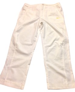 Nike ~ Pants ~ Pants ~ Golf Pants ~ Sports Pants ~ Golf ~ Sports ~ White ~ Capris