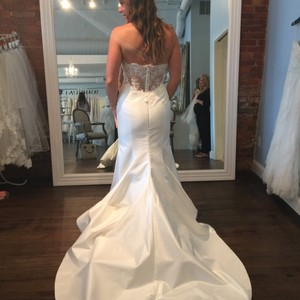 Romona Keveza Wedding Dress