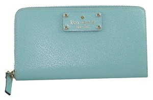 Kate Spade Wallet blue Clutch