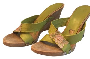 Other Lime Green Wedges