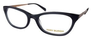 Tory Burch Tory Burch Women's Blue Eyeglasses Optical Frame