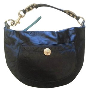 Coach Teal Hobo Bag