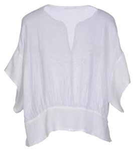 Chlo Chloe Made In Italy Top White