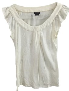 Ann Taylor LOFT Top White