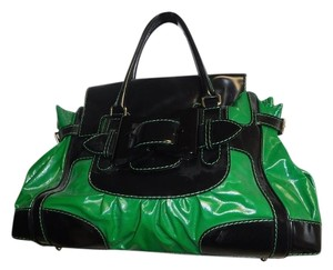 Gucci Satchel in black-green