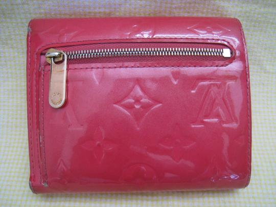 Louis Vuitton SHINY METALLIC VERNIS HOT PINK GLOSSY KOALA JOEY W/ID WINDOW