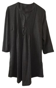 Reborn Pin Tuck Tunic