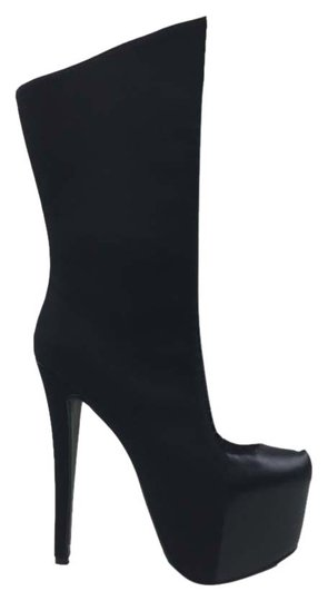 Other Stiletto Black Boots