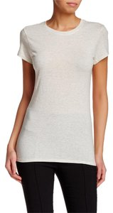 Vince T Shirt heather white