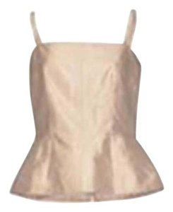 Dolce&Gabbana Made In Italy Beige Halter Top
