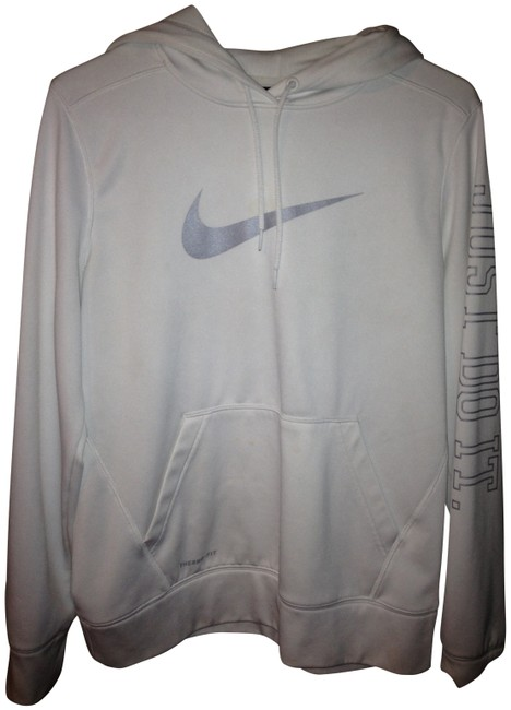 Preload https://item5.tradesy.com/images/nike-white-sweatshirthoodie-size-12-l-154199-0-0.jpg?width=400&height=650