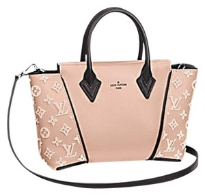 Louis Vuitton Monogram Limited Edition Tote in Petale Light Pink