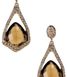 Alexis Bittar Alexis Bittar Miss Havisham Suspended Labradorite Dangle Earrings