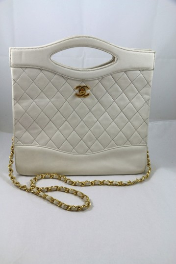 Chanel Style Chain Shoulder Bag