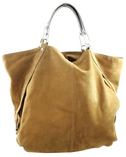 Lanvin Leather Tote Shoulder Bag