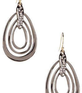 Alexis Bittar Miss Havisham Orbiting Link Earrings