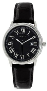 Guess Guess W0384G2 Men's Black Analog Watch