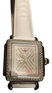 Michele MICHELE Limited Edition Deco Diamond-Dial Watch Head