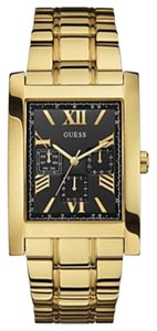 Guess Guess W0484G3 Men's Gold Analog Watch