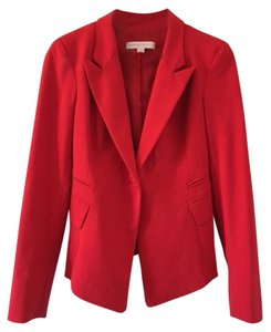 New York & Company Red Blazer