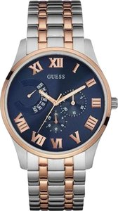 Guess Guess W0607G2 Men's Two Tone Analog Watch