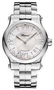 Chopard Chopard Happy Sport Stainless Steel Diamond Automatic Watch278559-3002