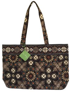 Vera Bradley Pet And Smoke Free Tote in Canyon
