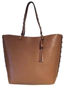 Vince Camuto Nwt New With Tags Studded Tote in Saddle