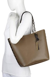 Vince Camuto Sale New With Tags Studded Tote in Saddle