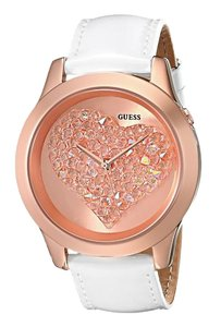 Guess Guess U0528L1 Women's White Analog Watch