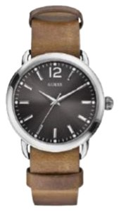 Guess Guess W0423G2 Men's Brown Analog Watch