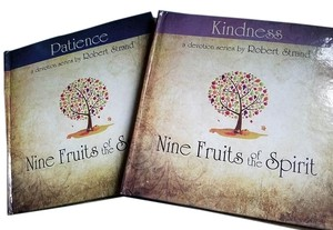 Robert Strand NEW - Nine Fruits of the Spirit Patience & Kindness a devotion series by Robert Strand