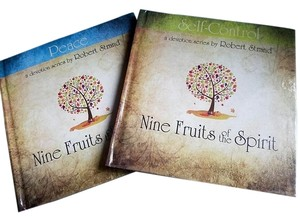 Robert Strand NEW - Nine Fruits of the Spirit Peace & Self-Control a devotion series by Robert Strand