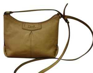 Coach Small Leather Cross Body Bag