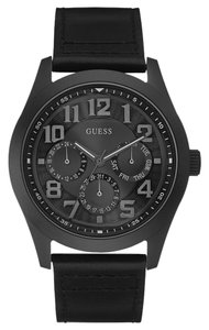 Guess Guess W0597G3 Men's Breaker Black Analog Watch