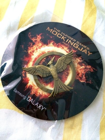 Other Hunger Games Mockingjay Part 1 Movie Promotional Pin Comic Con SDCC