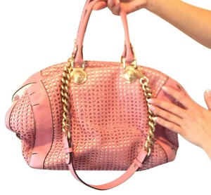 Versace Pink Luxury Cross Body Bag