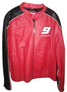 Velocity Black and Red Jacket
